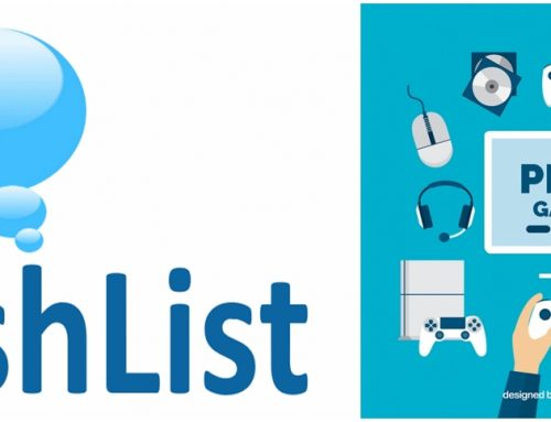 WISH LIST VideoGames PlayStation – PC Windows – Android