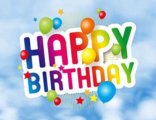 Un pensiero per il mio Compleanno… particolarmente gradito! (Testo del 10/02/2015)