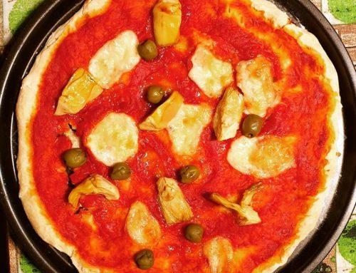 Ricetta: F@R-impasto per pizza