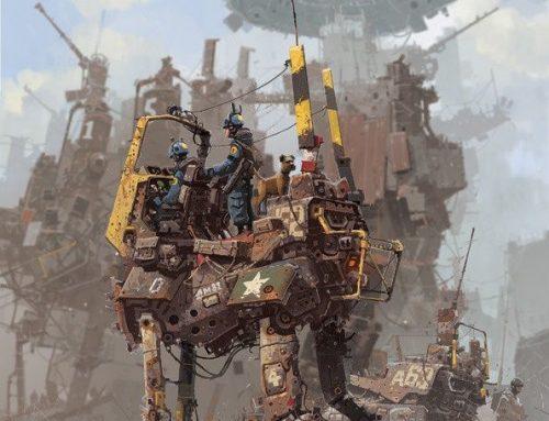 MondOltre: evolverò da SteamPunk-Liberty a SteelPunk nelle Terre Piane?
