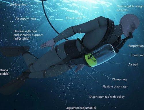 Presto l'uomo potrà respirare come un pesce – Respiratori subacquei (Raccolta articoli dal 2014)
